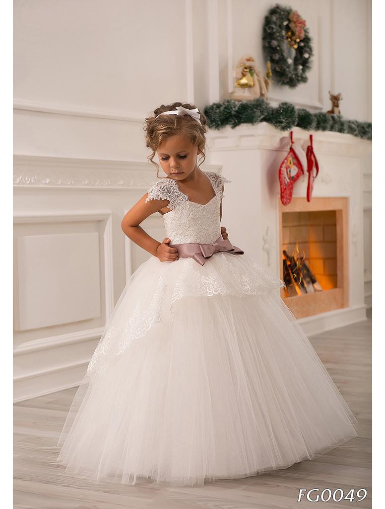33677f5cc9968c2 Продаю детские бальные платья в пол. в Москве - Барахолка Бебиблога