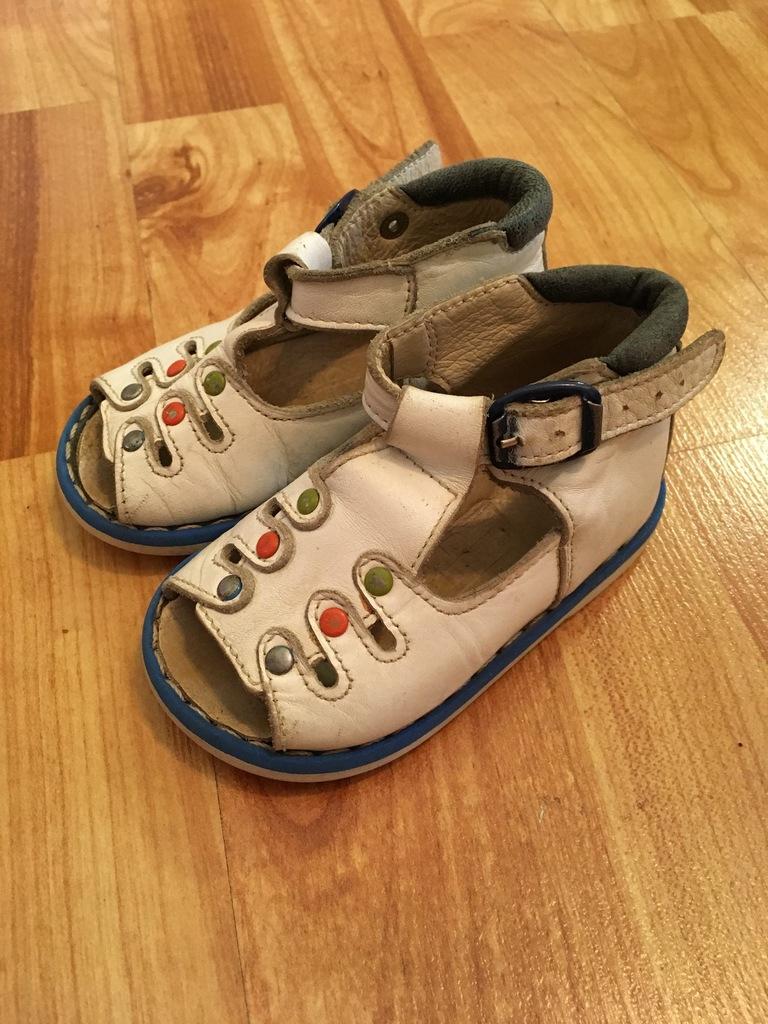 Туфли Таши-Орто 19 размер/кожа-12,5 см
