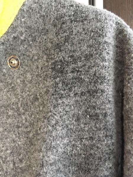 Стильное дизайнерское пальто Zvereva  / XS-M