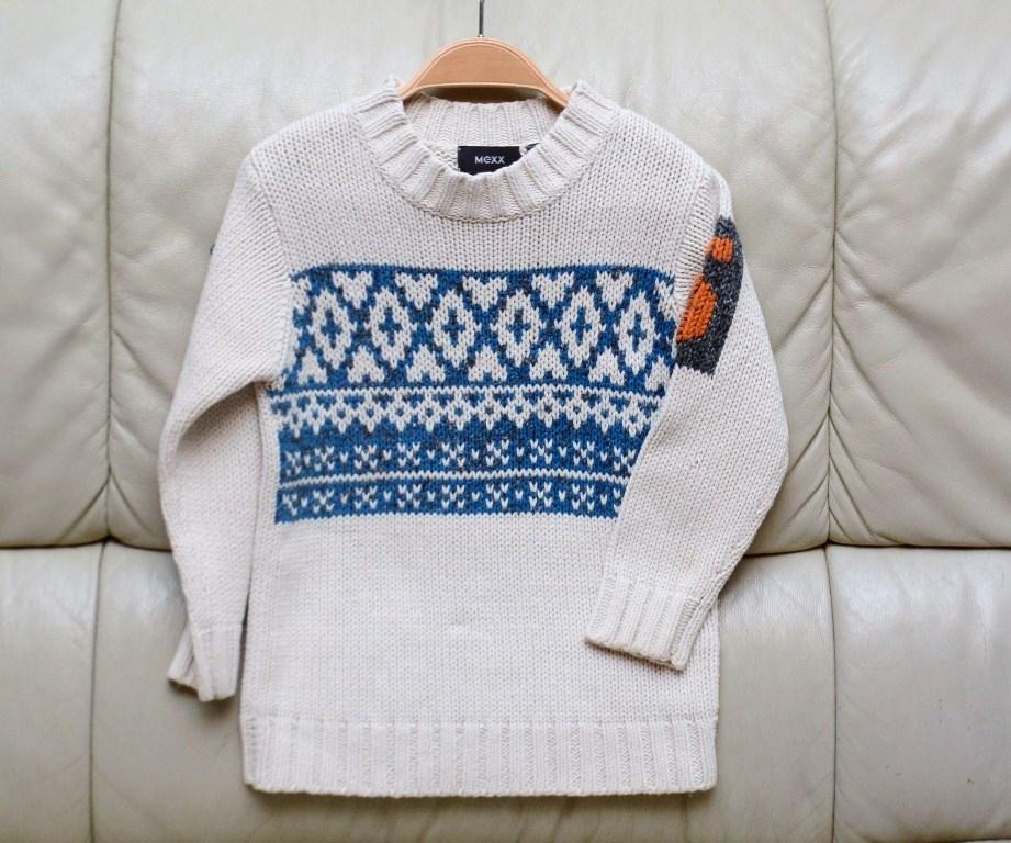 свитер Mexx