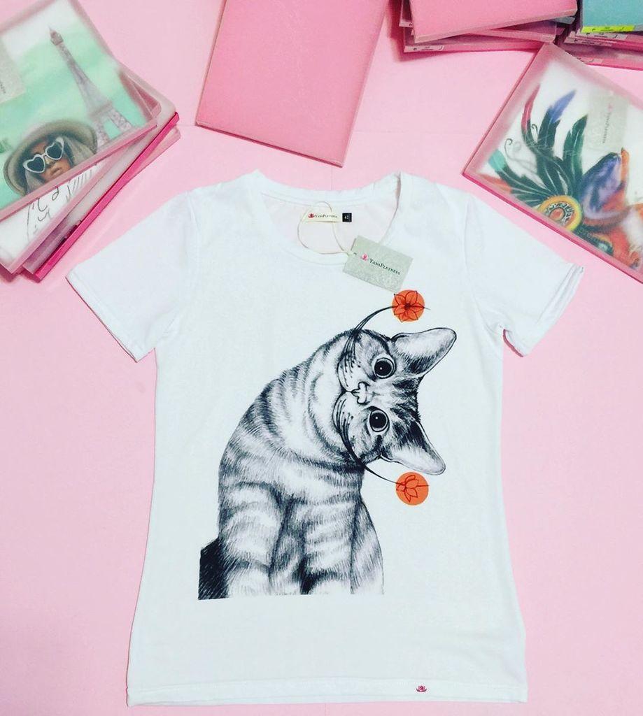 Дизайнерская футболка