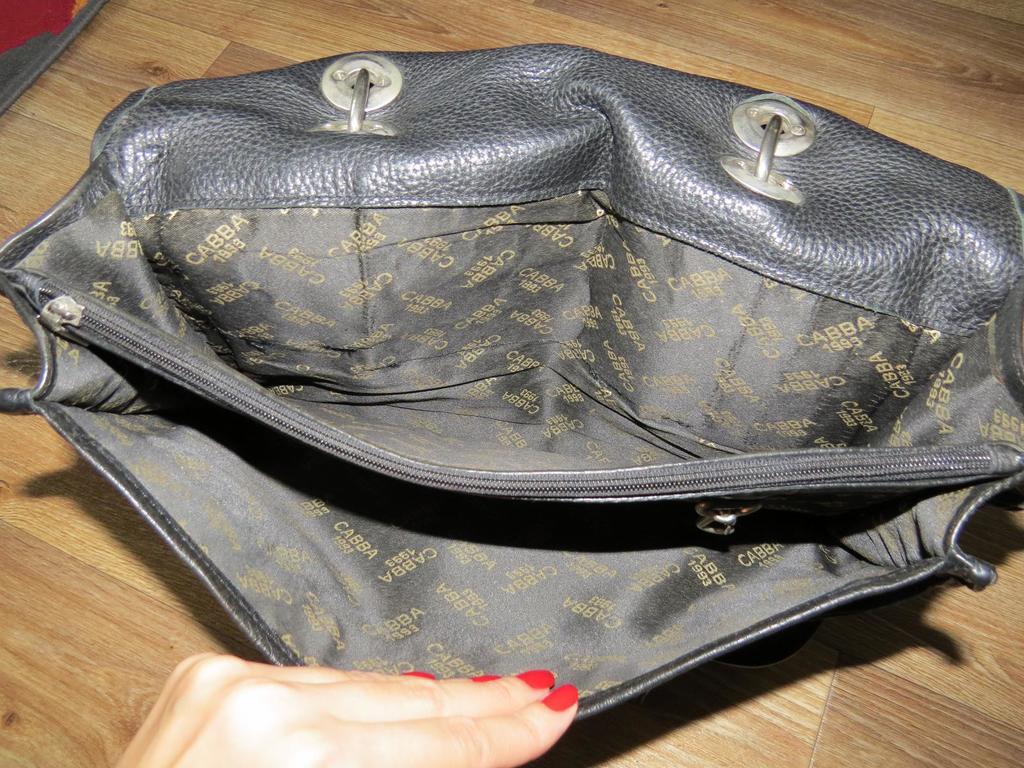 Портфель мужской кожаный.