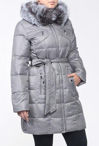 Новое пальто с чернобуркой, 42 р-р