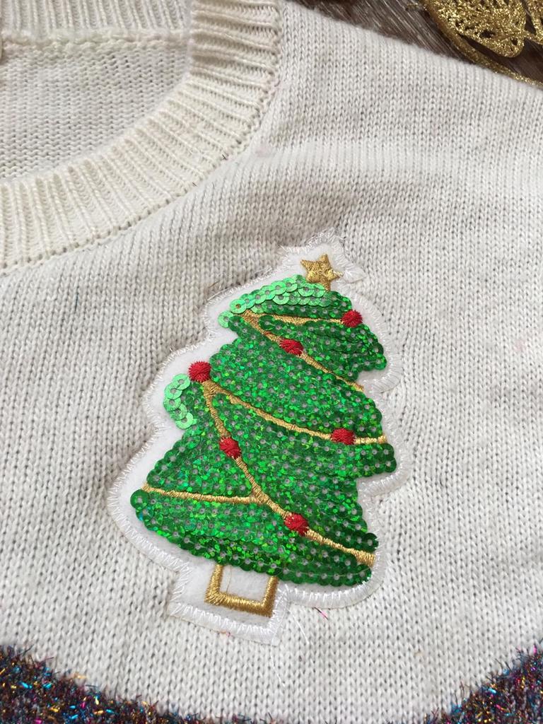 Новогодний свитерок -50% Италия