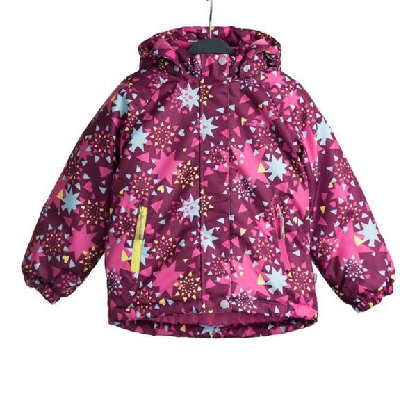 Комплект (куртка и брюки) TokkaTribe Бордовый