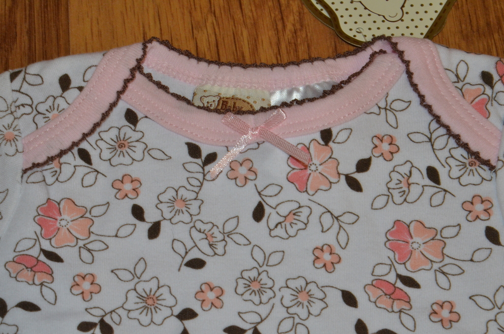 Боди кофта и брюки комплект Baby Grand (США) 3-6 м
