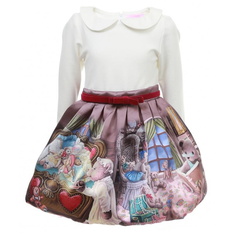 Платье STILNYASHKA (Стильняшка) размер 134