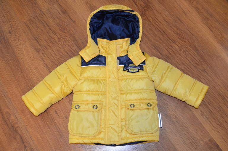 Демисезонная куртка name it (Швеция) 80-86 см