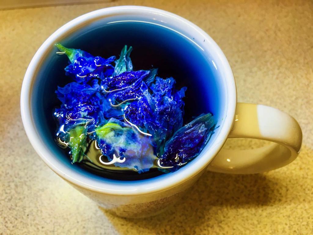 Пурпурный чай Чанг-Шу в Туле