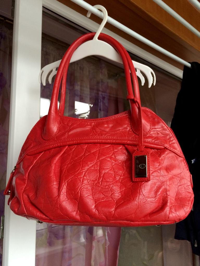 Новая сумка Leo ventoni кожа