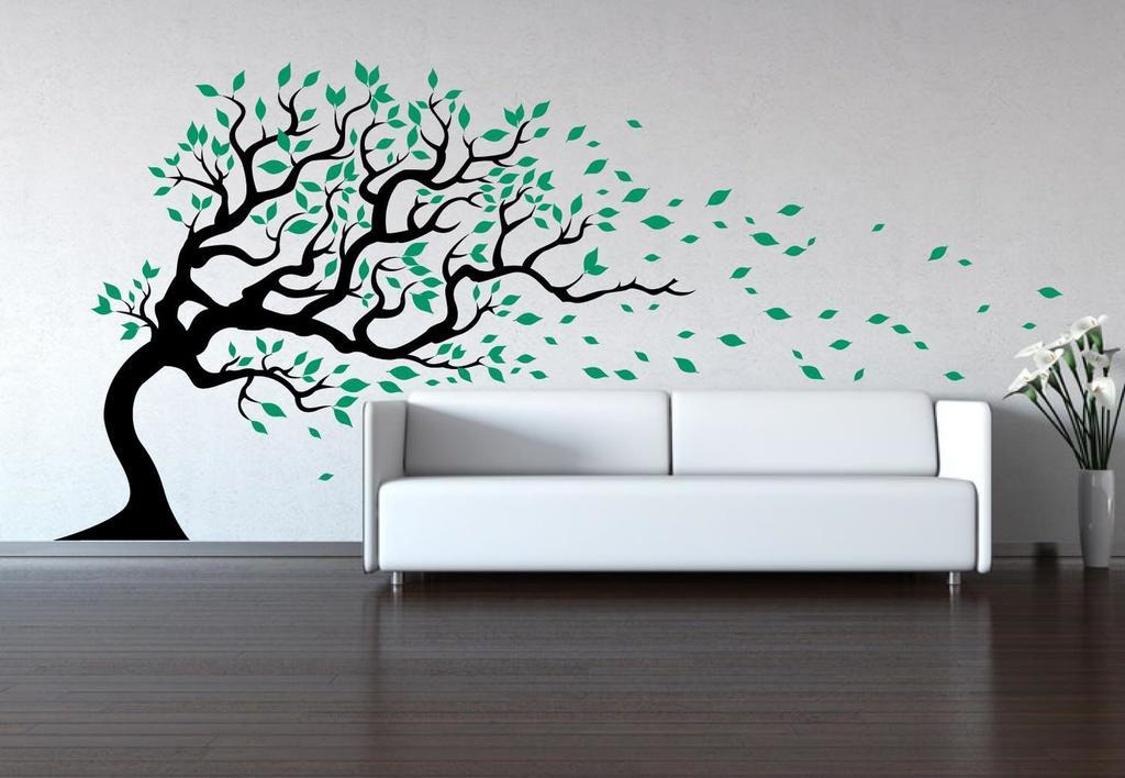 Рисунки на стен картинки дерева сша появились