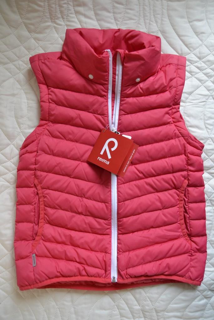 Куртка Reima 2 в 1 новая, р.146, почтой отправляю
