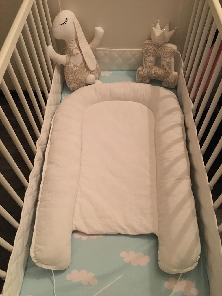 кокон гнёздышко для новорожденного