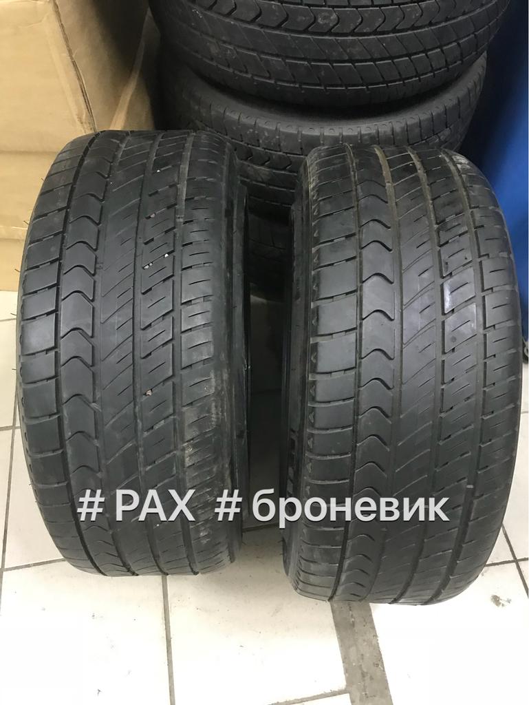 Б/У летние шины Michelin, PAX 245-710 R490 AC