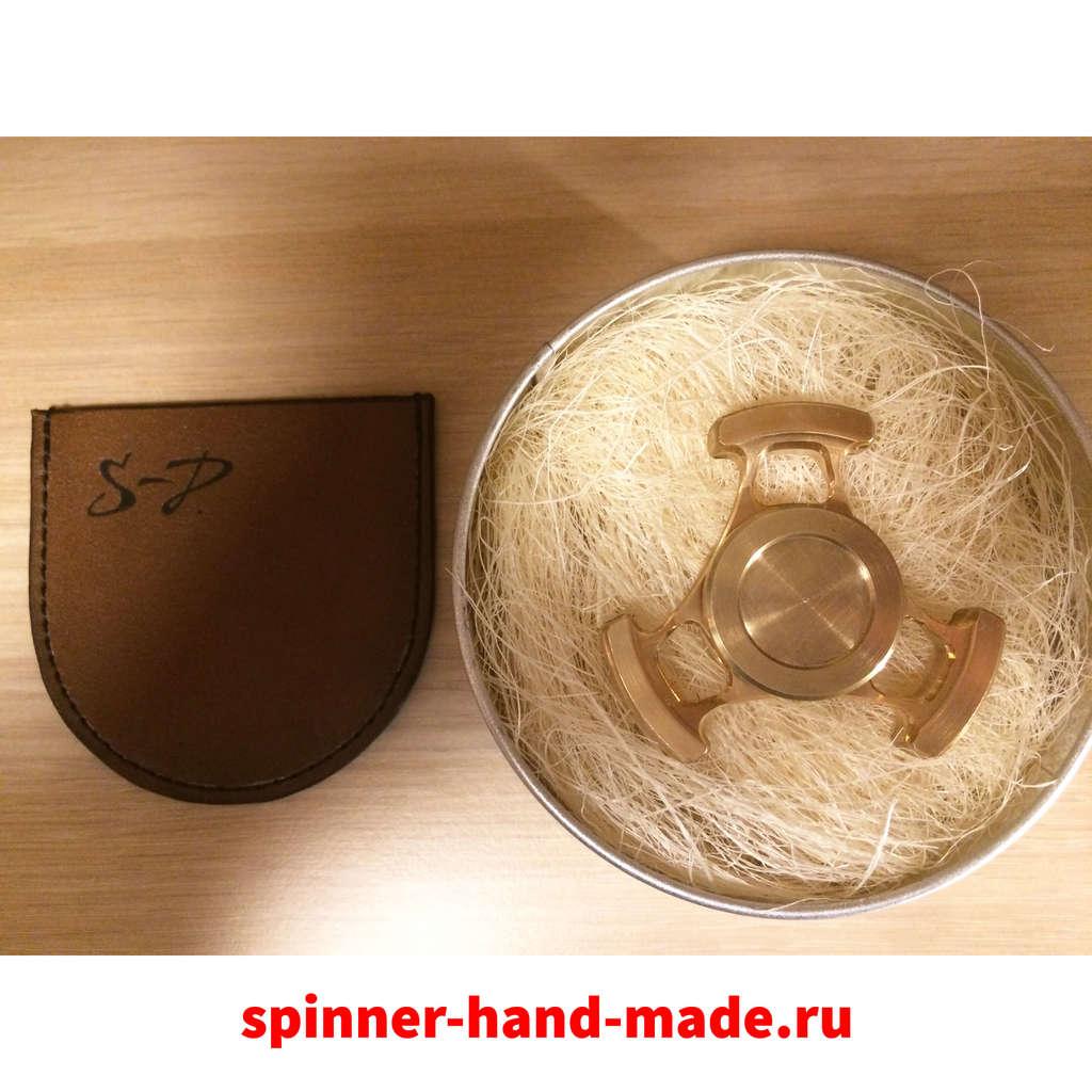 Спиннер (spinner) ручной работы / Металлический