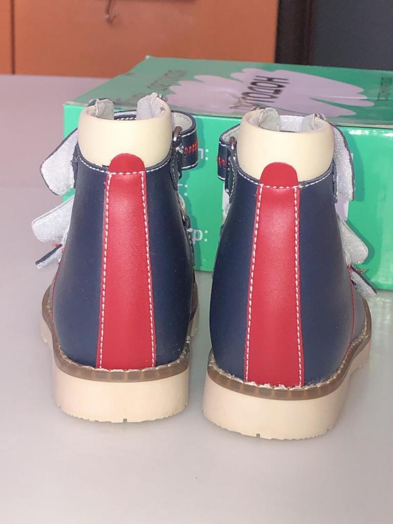 Новые ортопедические сандалии Ортодон 21 размер