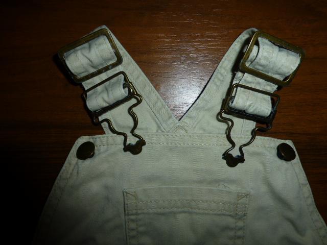 шорты-полукомбинезон GreenDog, 24мес