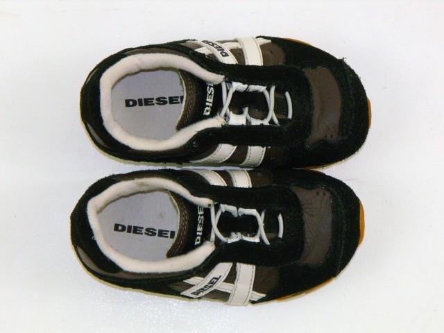 Кроссовки Diesel на 3года, нат.кожа, оригинал