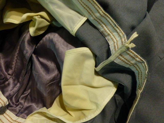 брюки XXL 2XL, тонкая серая шерсть