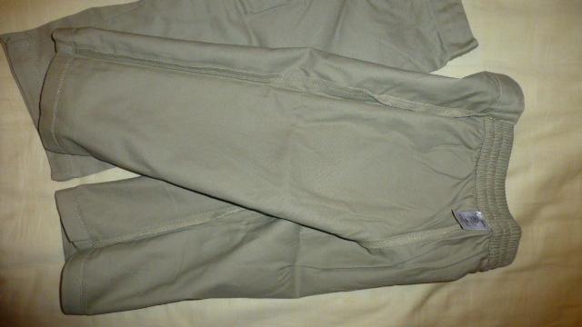 брюки George, 2 пары, 100%хлопок, на 24мес.+, нов.