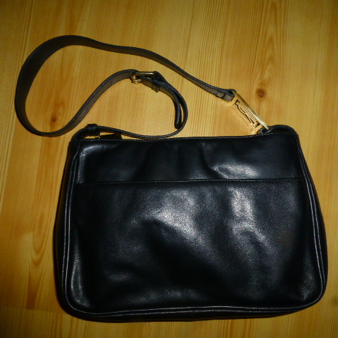 сумка на плечо Ralph Lauren, нат.кожа