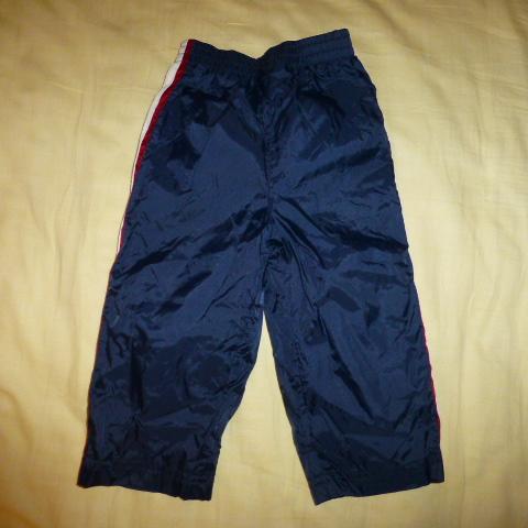 штаны с лампасами спортивные на 18мес.