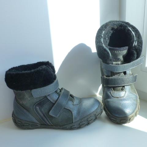 ботинки зимние Dandino, р.30