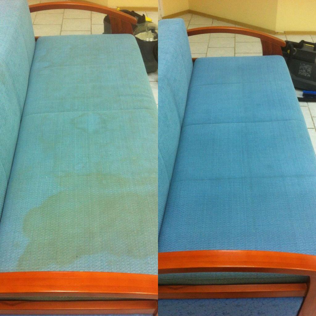 Химчистка диванов и матрасов