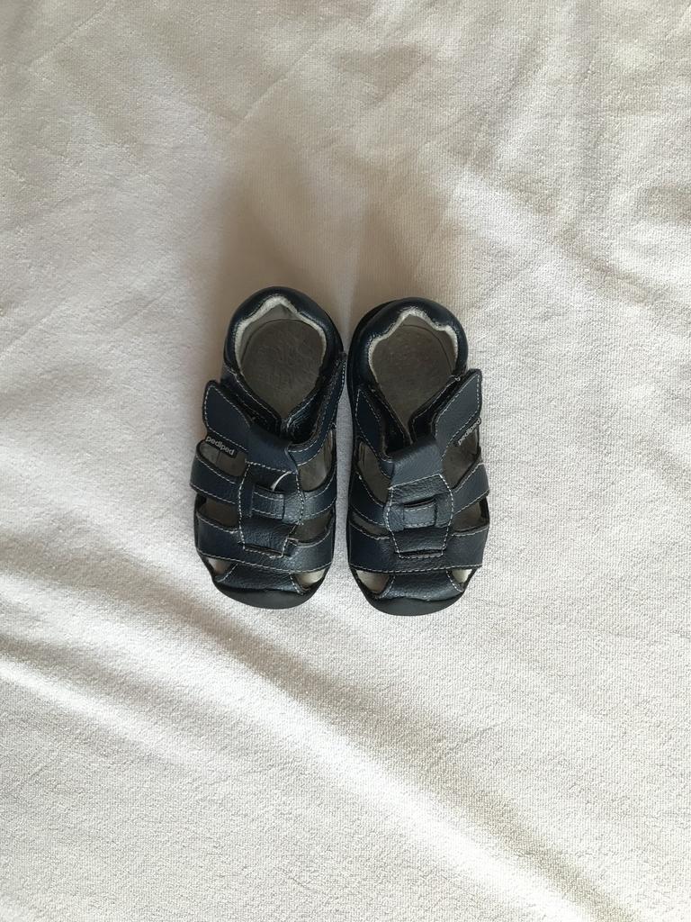 Ботинки ортопедические для мальчика