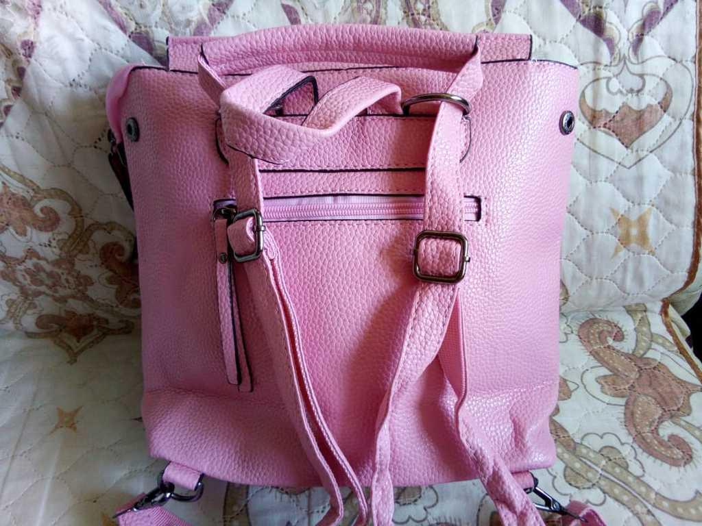 Сумка-рюкзак (новый)