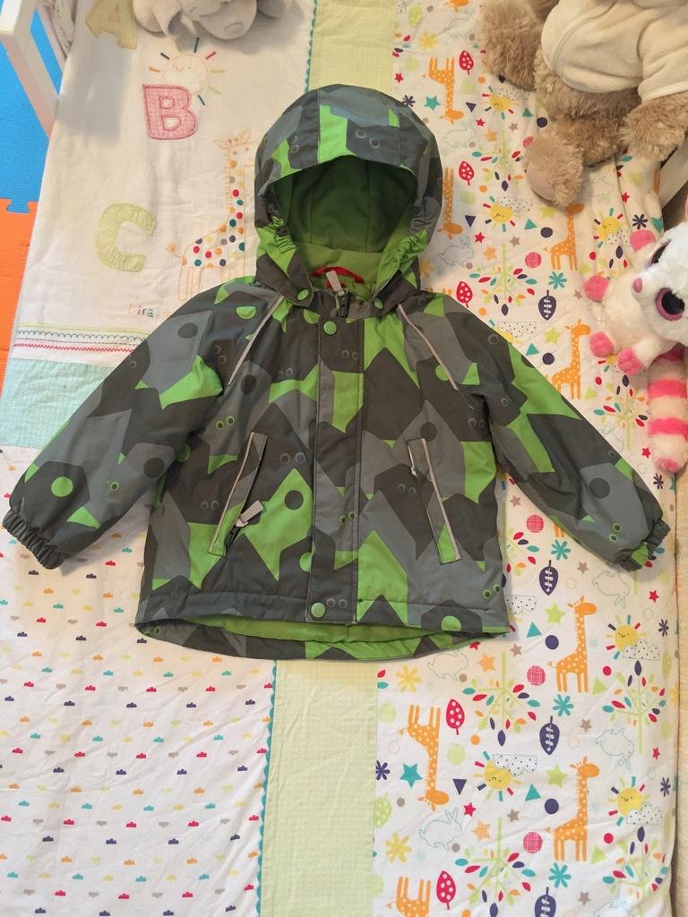 Зимний комбинезон Kerry, куртки Reima и Adidas Kid
