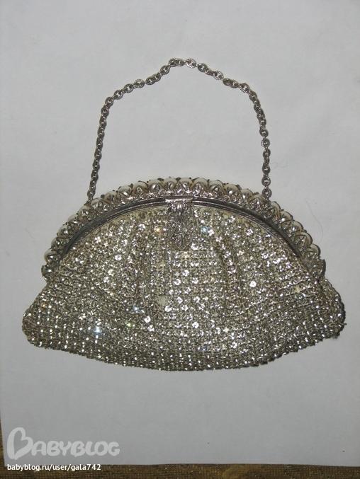 сумка антиквариат
