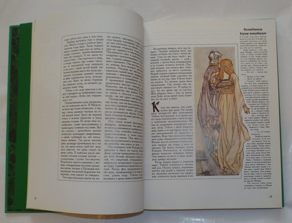 Феи и эльфы Книга начал