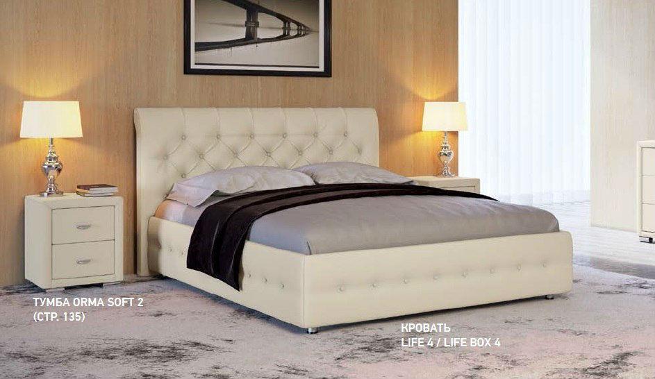 Кровать, Орматек