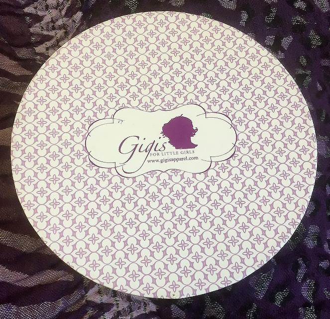 Новая повязка с хризантемой GIGIS в коробке