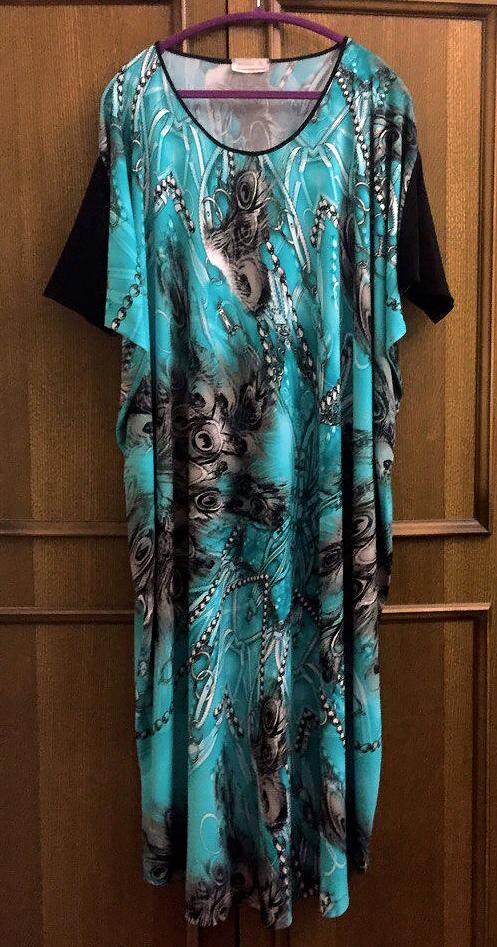 Стильное платье exclusive style for women 56- 58