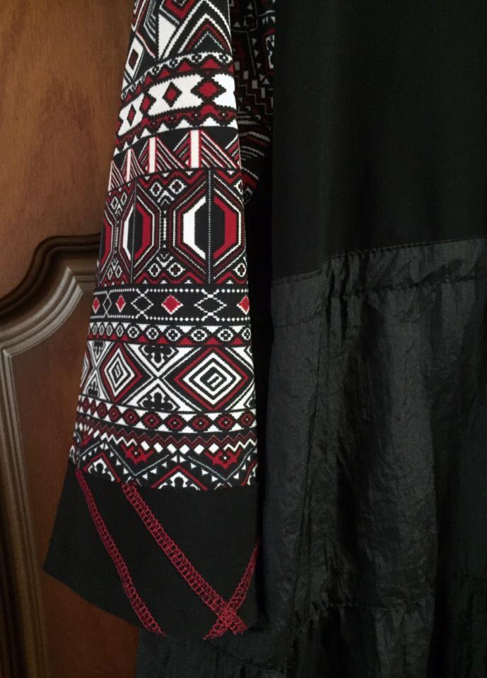 Стильная туника 2 в 1 Female Fashion Club р 56