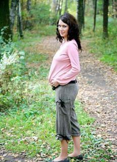 Бриджи-Капри для беременных новые свободный крой..