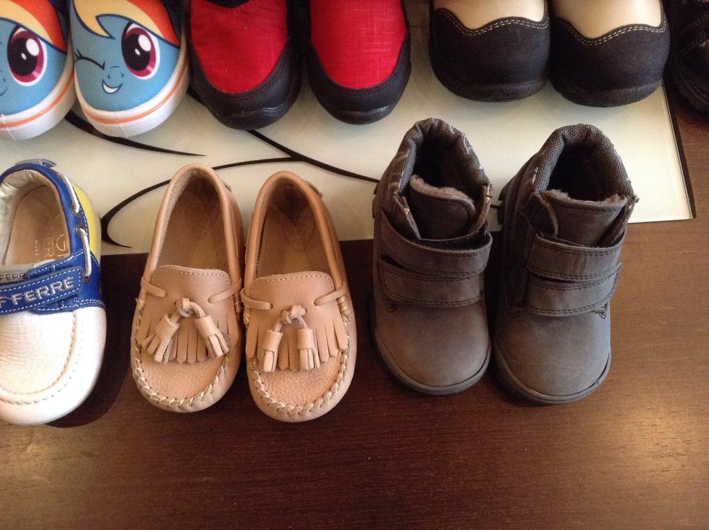 Обувь д/м р. 17-21