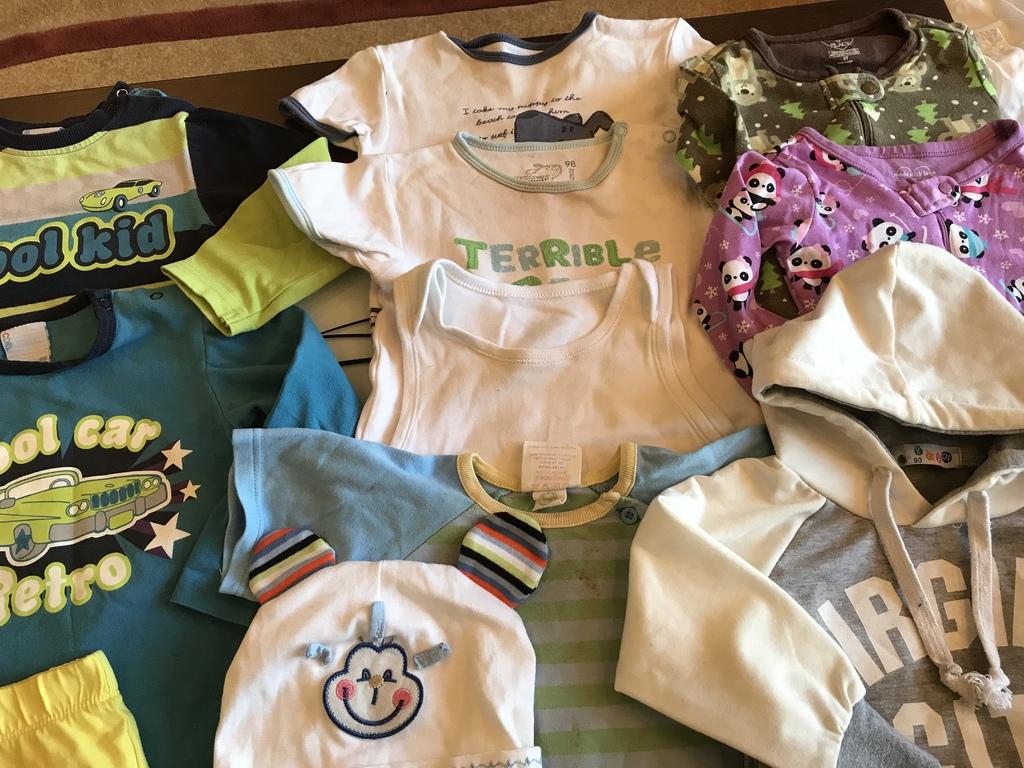 Домашняя одежда на мальчика 2,5-3 года