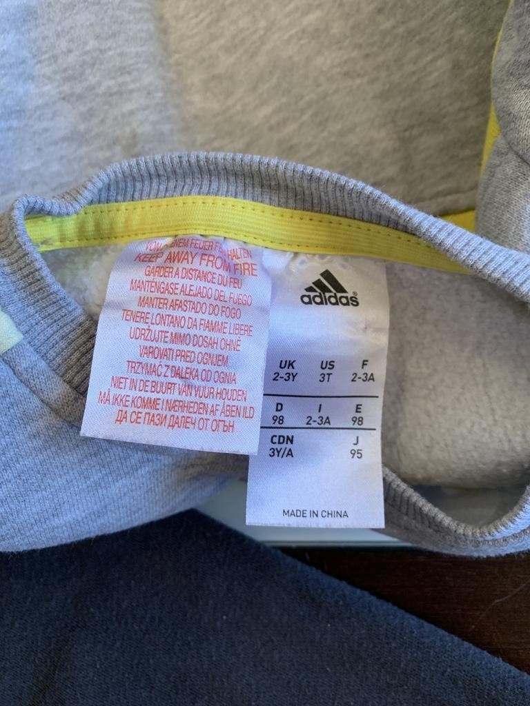 Костюм adidas р 95