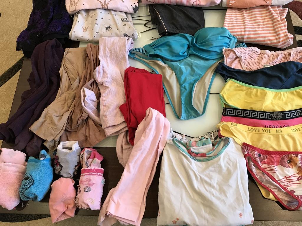 Пижамы, колготы, носки, трусы на р.134-140