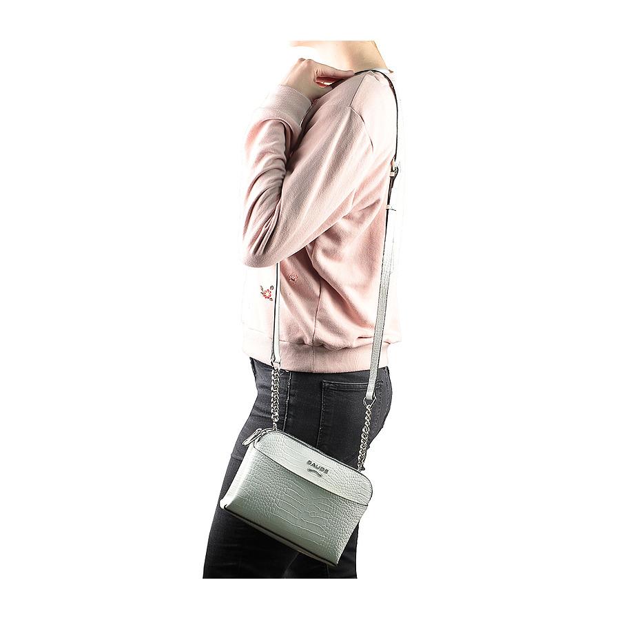 Новая кожаная сумка кроссбоди Италия оригинал