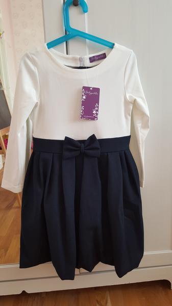 Стильняшка платье школьное