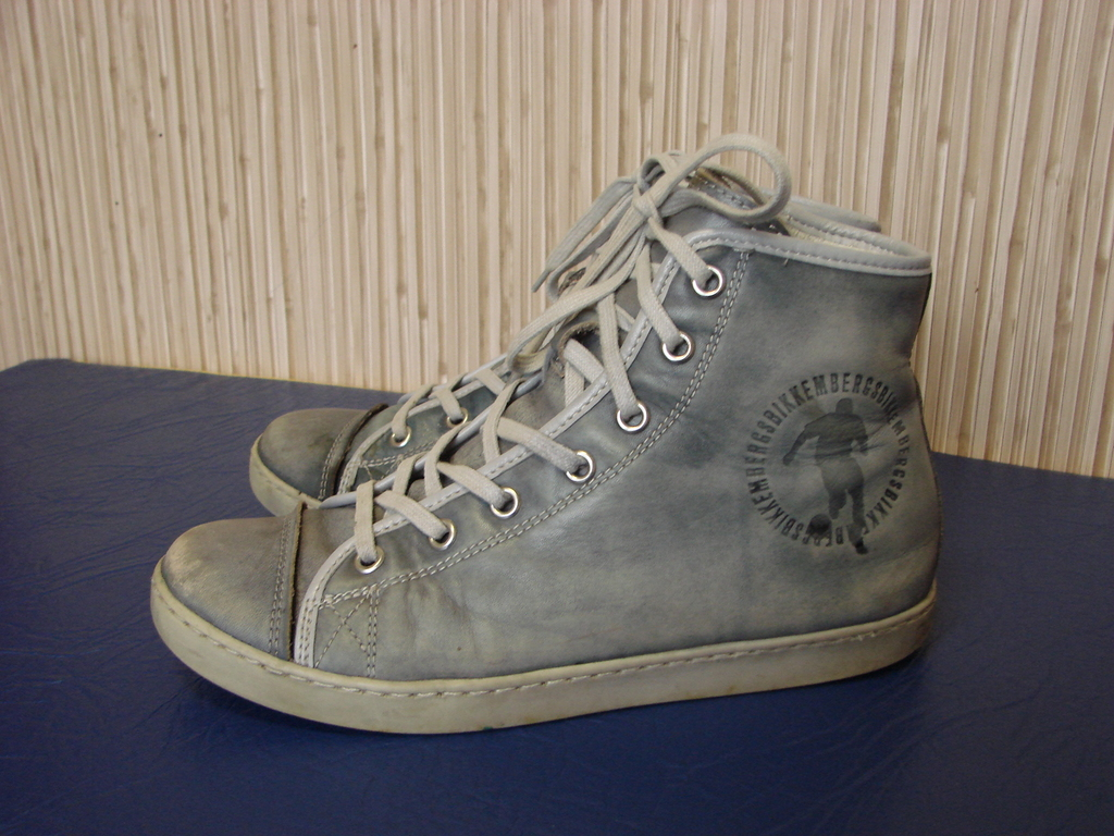 Ботинки Bikkembergs, нат. кожа, р.36(стелька 23см)