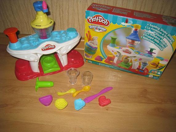 фабрика сладостей PLAY-DOH