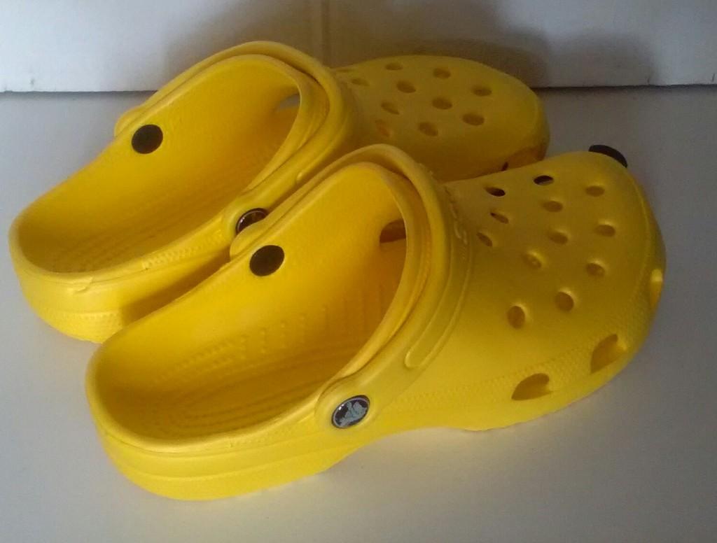 Новые crocs, оригинал, р.38-39, продажа/обмен