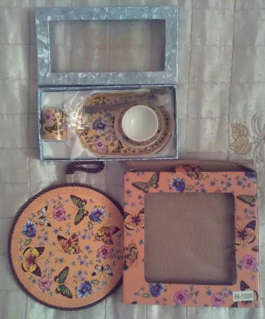 Новые наборы - посуда