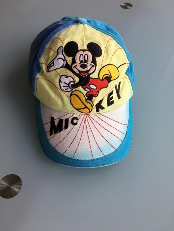 Шапочки на мальчика Name It и Disney р.2-5 лет