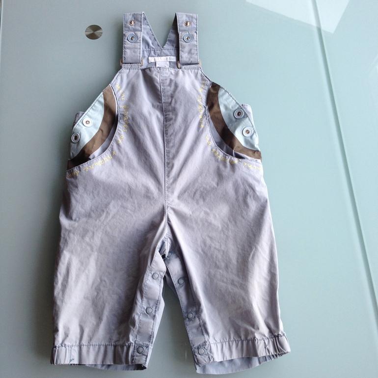 Комбезик H&M на малыша р.9-12 мес